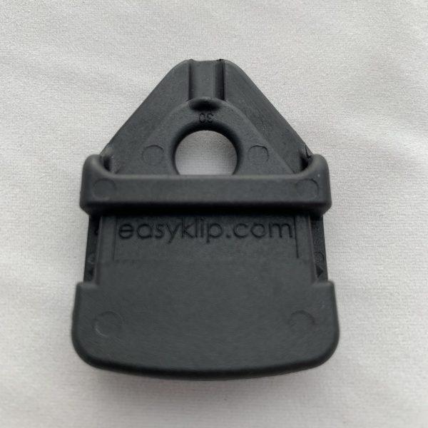 black easyklip mini on white background